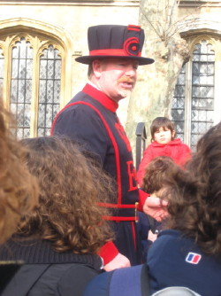 Tower of London Yeoman Wardour