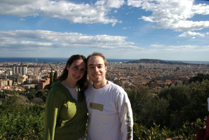 Parc Guell View