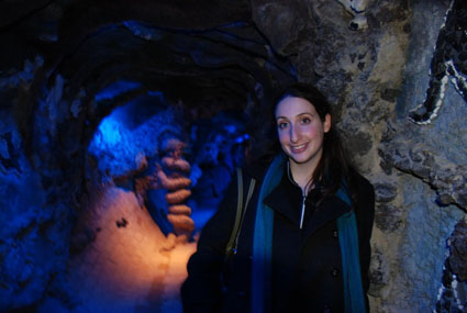 Leeds Castle Grotto