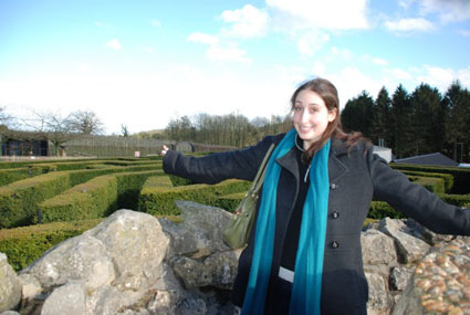 Leeds Castle Labyrinth
