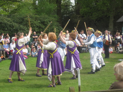 Morris Dancers