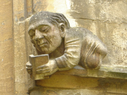 reader at balliol college