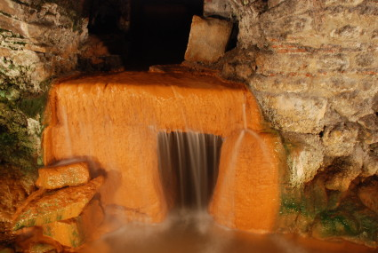 Roman Baths - Hot Spring
