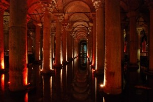 basilica cistern istanbul