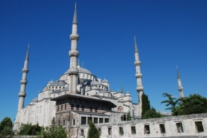 blue sultanahmet mosque istanbul