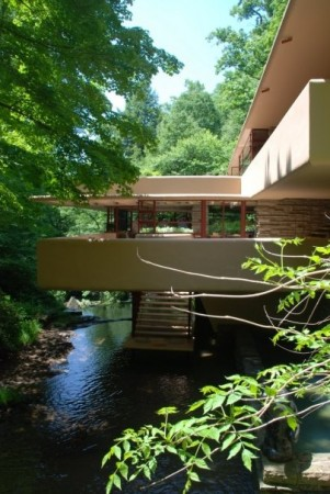 fallingwater floating platform