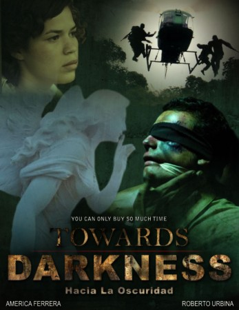 towards darkness poster