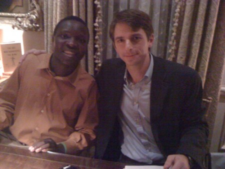 William Kamkwamba and Bryan Mealer